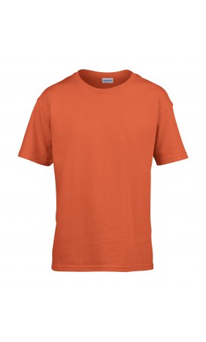 Softstyle Youth T-Shirt [Orange, 164]