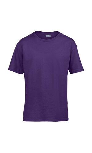 Softstyle Youth T-Shirt [Purple, 164]