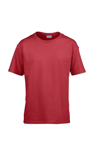 Softstyle Youth T-Shirt [Red, 164]