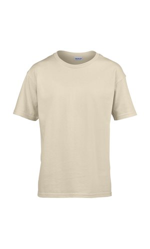 Softstyle® Youth T-Shirt [Sand, 164]