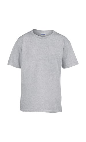 Softstyle® Youth T-Shirt [Sport Grey (Heather), 164]