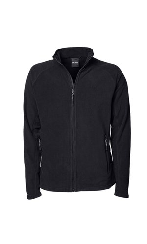 Mens Active Fleece [Black, 2XL]
