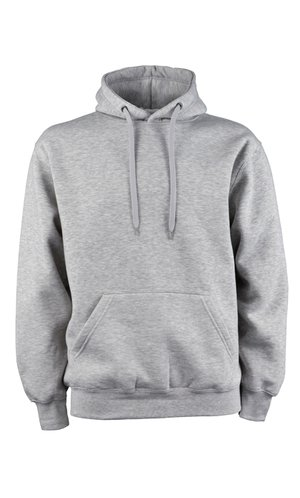 Hooded Sweat [Heather Grey, 3XL]