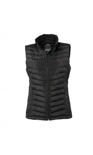 Ladies Zepelin Vest [Black, S]