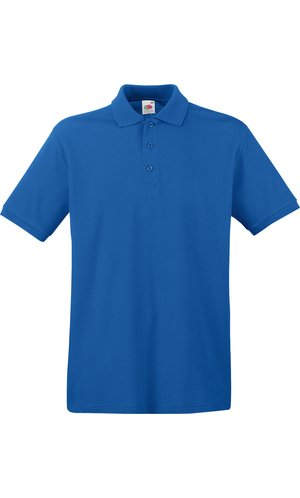 Premium Polo [Royal, 2XL]
