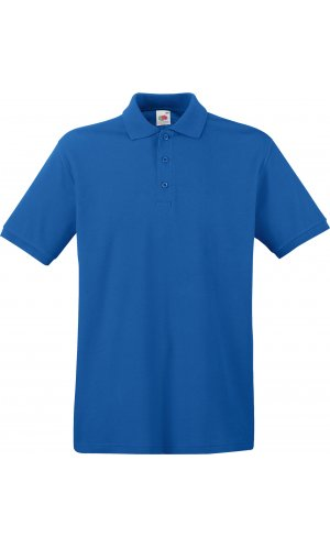 Premium Polo [Royal, M]