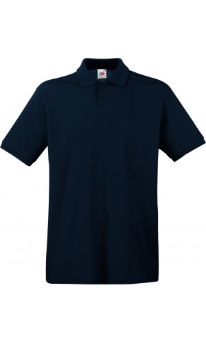 Premium Polo [Deep Navy, L]