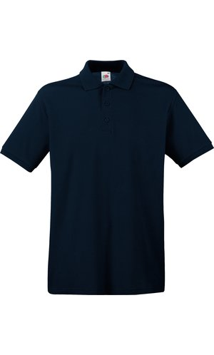 Premium Polo [Deep Navy, M]