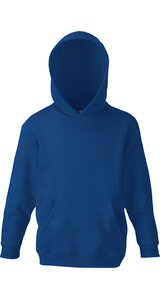 Kids Classic Hooded Sweat [Navy, 140]