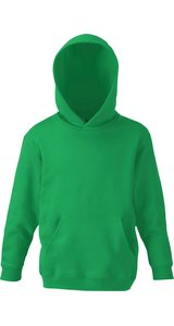 Kids Classic Hooded Sweat [Maigrün, 116]
