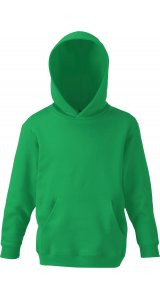 Kids Classic Hooded Sweat [Maigrün, 164]