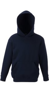 Kids Classic Hooded Sweat [Deep Navy, 164]