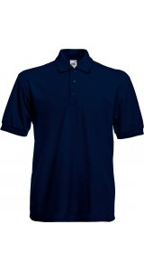 Heavy 65/35 Polo [Deep Navy, M]