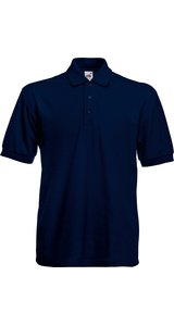 Heavy 65/35 Polo [Deep Navy, XL]