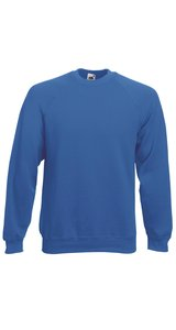 RAGLAN CLASSIC SWEAT, Fotl   [ROYAL, S]