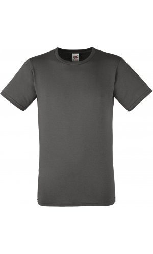 Fitted Valueweight T [Graphit, 2XL]