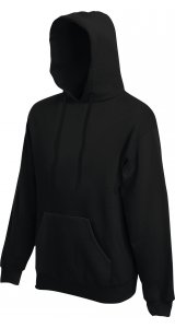 Premium Hooded Sweat [Schwarz, M]