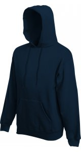 Premium Hooded Sweat [Deep Navy, L]
