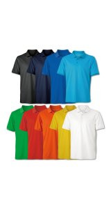 Mens Active Polo