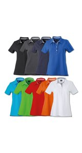 Ladies Plain Polo