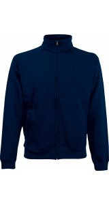 Classic Sweat Jacket [Deep Navy, L]