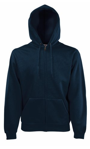 HOODED JACKET CLASSIC, Fotl   [DEEP NAVY, S]