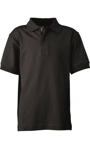 Classic Polo Junior [black, XS]