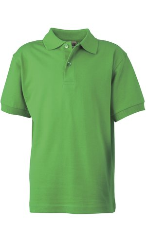 Classic Polo Junior [lime green, XS]