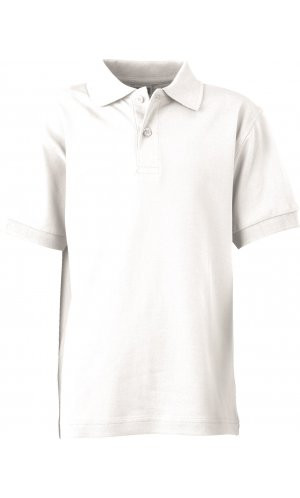 Classic Polo Junior [white, XS]