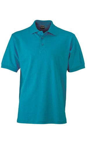 Classic Polo [turquoise, L]