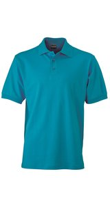 Classic Polo [turquoise, XL]