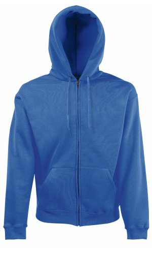 HOODED JACKET CLASSIC, Fotl   [ROYAL, S]