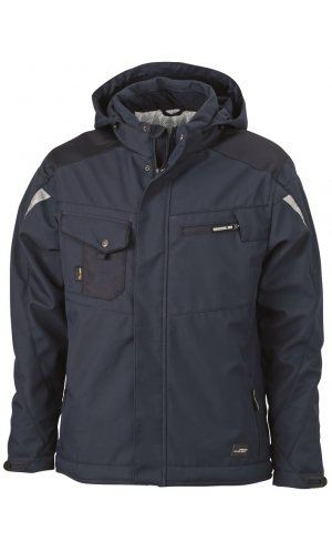 Craftsmen Softshell Jacket [navy, S]