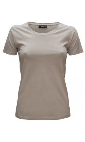 Ladies Basic T [light grey, XL]