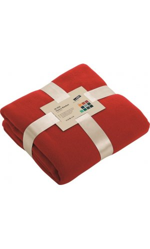 Fleece Blanket [red, ]