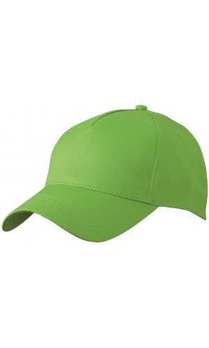 5 Panel Cap [kiwi, One-size]
