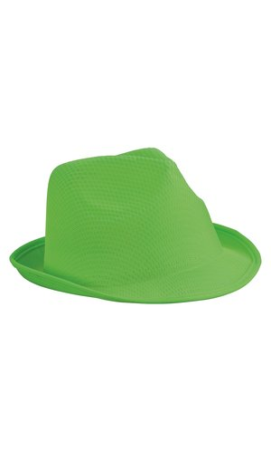 Promotion Hat [lime green, One-size]