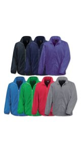 Mens Fashion Fit Outdoor Fleece