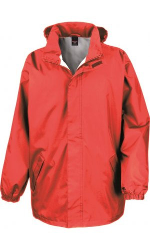 Core Midweight Jacket [red, S]
