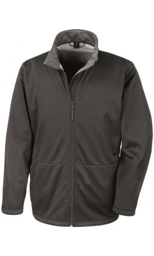 Softshell Jacket [black, 2XL]
