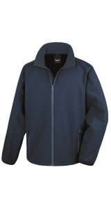 Printable Softshell Jacket [navy, 2XL]