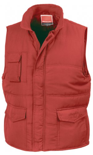 Promo Bodywarmer [red, 3XL]