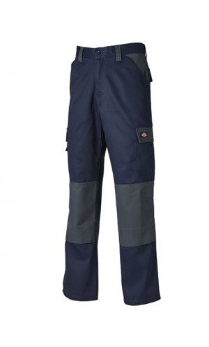Everyday Workwear Bundhose [Navy Grey Solid, 24]