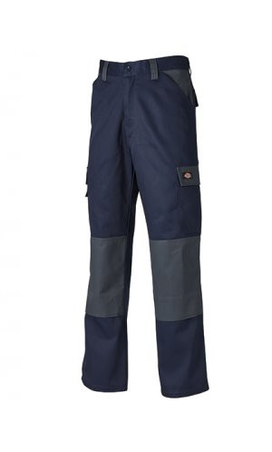 Everyday Workwear Bundhose [Navy Grey Solid, 26]