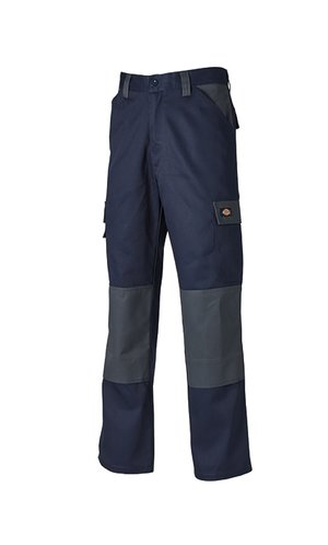 Everyday Workwear Bundhose [Navy Grey Solid, 44]