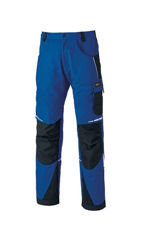 Pro Bundhose [Royal Blue Black, 24]