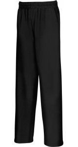 Kids Lightweight Jog Pants [Schwarz, 116]