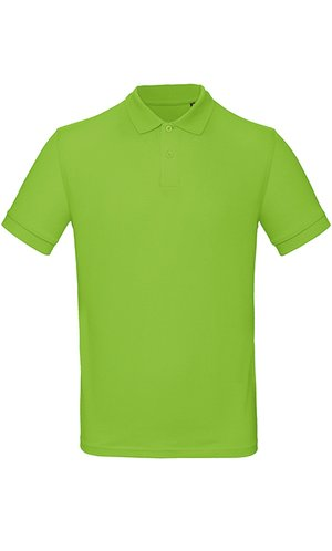 Inspire Polo / Men [Orchid Green, S]