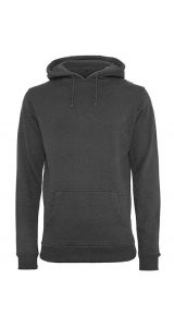 Heavy Hoody [Charcoal (Heather), L]