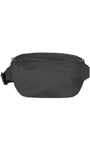 Hip Bag [Black, One Size]